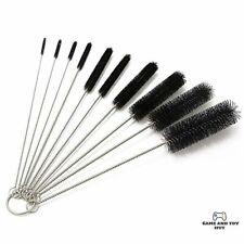 Bottle Cleaning Brushes 8 Inch Nylon Tube Brush Set Cleaner for Narrow Neck