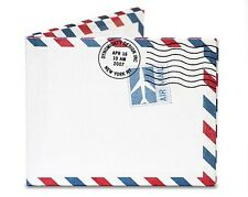 DYNOMIGHTY AIRMAIL MIGHTY POSTAGE ENVELOPE STYLE WALLET DURABLE TYVEK DY-400