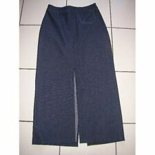 Jupe Longue Fendu Taille 38 marque : BURTON couleur bleu jean