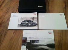 AUDI A4 OWNERS MANUAL GUIDE HANDBOOK 2009 2010 2011