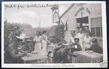 Germany~1900's DEUTSCHE BAHNHOF MISSION~Soldaten Heim