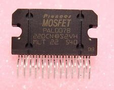 PAL007B / MOSFET  / SIP / 1 PIECE (qzty)