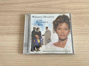 Whitney Houston _ The Preacher's Wife _ CD Album Soundtrack _ 1996 Arista