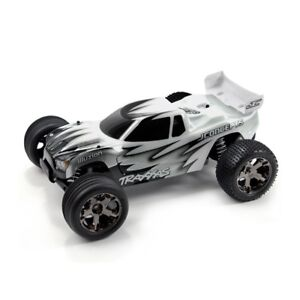 JConcepts 0042 Traxxas Rustler VXL Illuzion Hi-Speed Body with Wing (Clear)