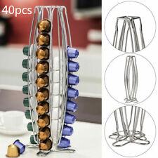 Brand new! Coffee Holder Rotating Stand Nespresso 40 Pod Holder Nespresso Pods