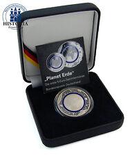 Deutschland 5 Euro Blauer Planet Erde 2016 Sammlermünze Mzz unserer Wahl im Etui