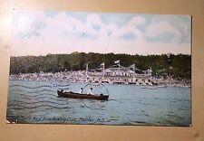 Halifax Nova Scotia 1907 North West Arm Rowing Club Postcard
