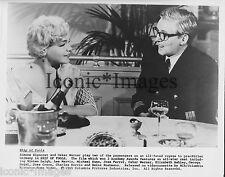 ORIGINAL 1965 PHOTO-SIMONE SIGNORET-OSKAR WERNER-SHIP OF FOOLS-DRAMA-ROMANCE-WAR