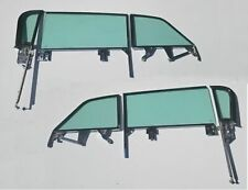 Chev Buick Olds Pontiac Glass Vents Doors Quarters in Frames Convert 1959 1960