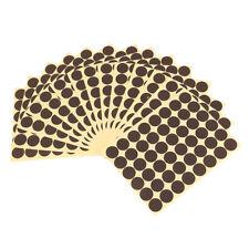 720Pcs 25mm Dots Sticker Round Circle Blank Code Label Self Adhesive Black