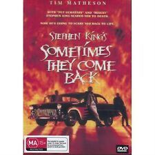 Sometimes They Come Back Stephen King's (All Region Dvd)