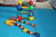 ? Babyspielzeug- SCHNULLERKETTEN- Motorik - Top ?