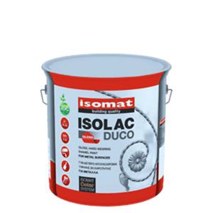 ISOLAC DUCO - White & Black - Satin, Block Gloss & Rust Primer (Grey)