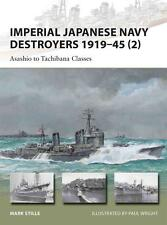 Osprey New Vanguard 202 Imperial Japanese Navy Destroyers 1919–45 (2) Asashio