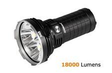 Acebeam X45 18000 Lumens Cree XHP70.2 P2 LED Flashlight in Color Black, NEW