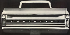"""1969,1970,1971,1972 Chevrolet Truck Tailgate Molding OEM Tooling USA """"Perfect """""""