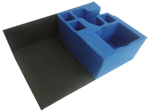 KR Tray for Space Marine Storm Speeder, Gladiator/ Impulsor, 3x Marines on 40mm