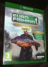 Euro Fishing Collector's Edition XBOX ONE XB1 NEW SEALED FREE UK p&p