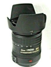 Nikon AF-S NIKKOR 18-200MM 3.5-5.6G ED VR Zoom Lens.  EXCELLENT !