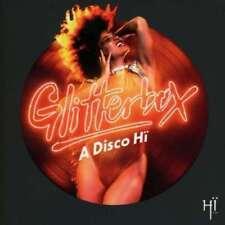 CD de musique disco digipack avec compilation