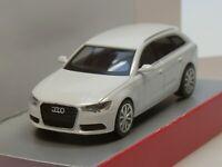 Herpa Audi A6 Avant, weiss - 034883-004 - 1:87