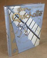 CERVANTES DON QUICHOTTE - 16 AQUARELLES DE GIFFEY - LIBRAIRIE DELAGRAVE 1934