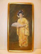 Realism Watercolor Asian Art Paintings