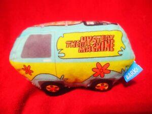 Barkbox Crinkle Scooby Doo Scoob Mystery Machine Van Dog Toy Sz Large NWOT