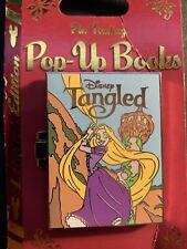 Pop Up Books Tangled LE Disney Pin