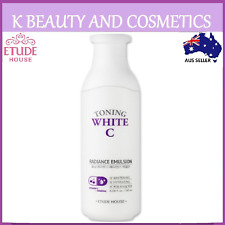 [Etude House] Toning White C Radiance Emulsion 180ml Brightening Lotion