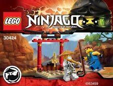 LEGO Ninjago 30424 Wu-CRU Training Dojo Sensei Wu + Jay nel sacchetto 2016