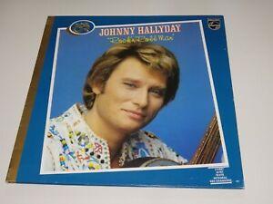 33t Johnny Hallyday Rock 'n' Roll Man   Album D'or