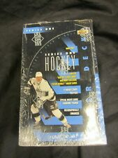 1993-94 UPPER DECK HOCKEY SERIES 1 HOBBY  BOX.