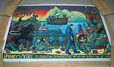 Umphreys McGee David Welker St. Augustine FL Poster Numbered of 1100 Print NEW