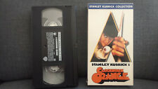 A Clockwork Orange Vhs, 2000, Kubrick Collection Horror