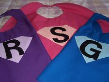 Superhero Child Boy Girl Cape New Custom Homemade Quality Unique Personalized