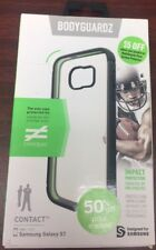 Bodyguardz Contact Case for Samsung Galaxy S7 Clear/Black - Brand New