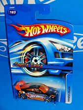 Hot Wheels 2006 Mainline #163 Celica Black w/ Y5s Chrome Interior