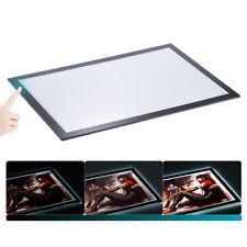 A2 Thin LED Tracing LightBox Art Tattoo Stenciling Drawing Copy Board Pad Z8L9