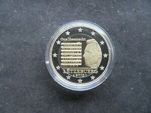 2 Euro Commémorative BE Luxembourg 2013