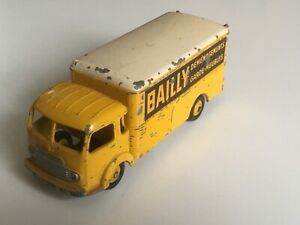 DINKY TOYS FRANCE Ref: 33AN CAMION SIMCA CARGO DEMENAGEMENTS BAILLY 1/43 - 1956
