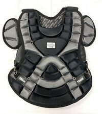 """Trace Black Softball 13"""" Catcher's Chest Protector (WTCP-113) Female Age 12+"""