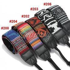 Universal SLR Camera Should Strap Belt Camera Neck Lanyard Folk-custom Style