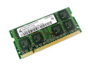 Hynix HYS64T128021EDL-3S-B2  1GB DDR2 667 PC2-5300 Sodimm