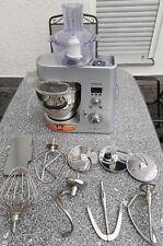 Kenwood Cooking Chef Küchenmaschine hochwertige KM070 Inductin Technology -140°C