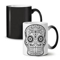 Pattern Cool NEW Colour Changing Tea Coffee Mug 11 oz | Wellcoda