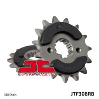 JT Rubber Cushioned Front Sprocket 15 Teeth fits Honda SLR650 (RD09) 1998