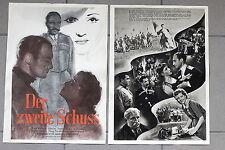 20391 FILM PLAKAT POSTER Der zweite Schuss 1939 Vera Korene Charles Vanel