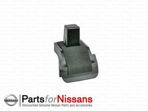 Genuine Nissan 2000-2006 Rear Bumper Cover Side Bracket 85222-4Z000