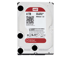 "4TB Western Digital WD Internal Hard Drive 64MB Cache 3.5"" SATA III HDD WD40EFRX"